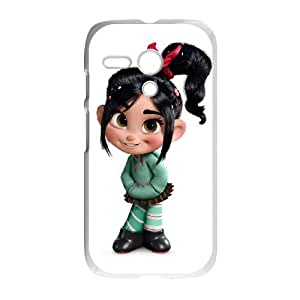 Wreck-It Ralph Motorola G Cell Phone Case White WK5253385
