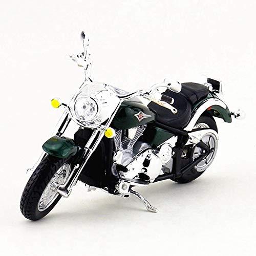 Amazon.com: Marrsto 1:18 Kawasaki juguete de aleación para ...