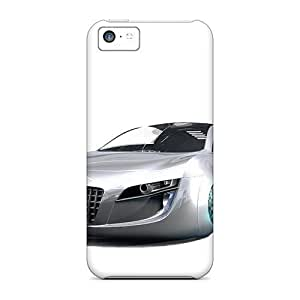 MMZ DIY PHONE CASENew Williams6541 Super Strong Audi I Robot Tpu Case Cover For iphone 5/5s