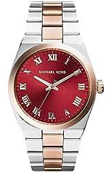 MK6114 Michael Kors Channing Two-Tone Ladies Watch