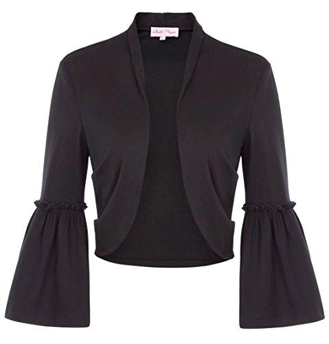 black one strap bridesmaid dresses - 6