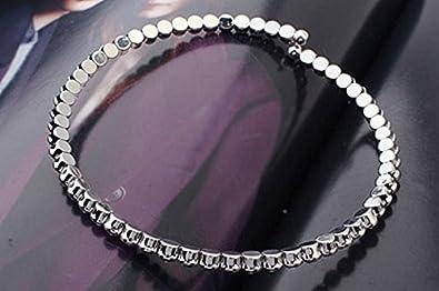 9eae925670ce1 Swarovski Elements Crystal Tennis Necklace Choker