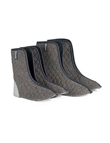 Boot Liners 636 with 80% wool, Thinsulate(TM) & Cambrelle(TM), 10