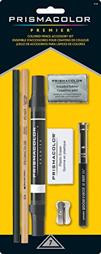 Sanford Prismacolor Colored Accessory 7 Piece product image