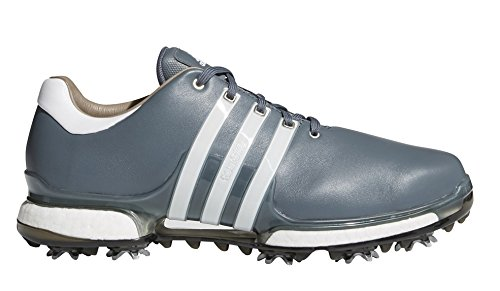 adidas Men's Tour 360 2.0 Golf Shoe, Onix/White/Black, 10.5 M ()