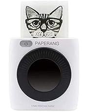 Sausiry PAPERANG P2 Pocket Portable Bluetooth Printer Thermal Phone Photo Wireless Connection (P2)