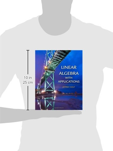 Linear Algebra: With Applications