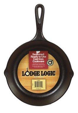 Lodge Logic Skillet Cast Iron Pre-Seasoned 8