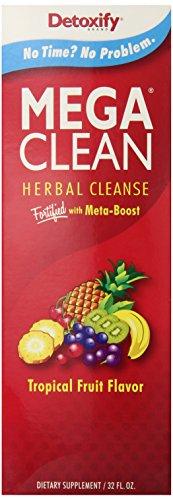 Mega Clean Natural Tropical Flavor product image