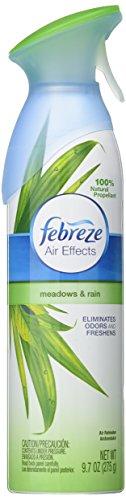 9.7 Ounce Air Effects - Febreze Air Effects Air Refresher - Meadows & Rain - 9.7 oz - 2 pk