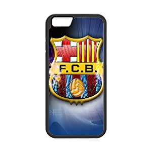 Barcelona iPhone 6 Plus 5.5 Inch Cell Phone Case Black T9992333