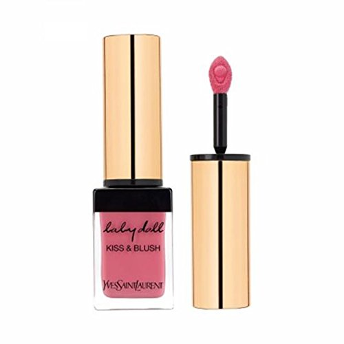 - Yves Saint Laurent Baby Doll Kiss and Blush, No. 03 Rose Libre, 0.33 Ounce