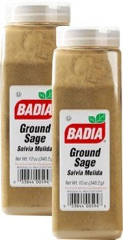 Badia Sage Ground 12 oz Pack of 2