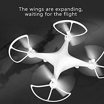 HNSYDS Drone, Intelligent High-Definition Aerial Photography, 4-axis Aircraft, Oversized Remote Control Aircraft Aircraft