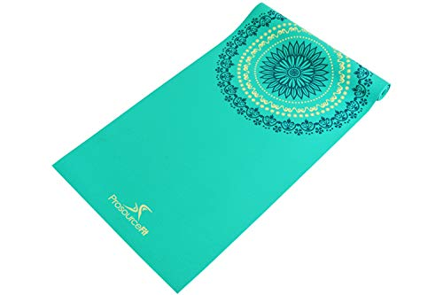 "ProSource Fit Yoga Mats 3/16""  Thick for Comfort & Stabili"