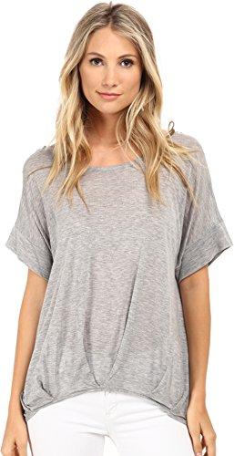 Culture Phit Women's Macy Grey Blouse - Macy's Md