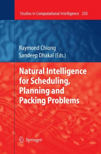 Natural Intelligence for Scheduling, Planning and Packing Problems (Studies in Computational Intelligence)