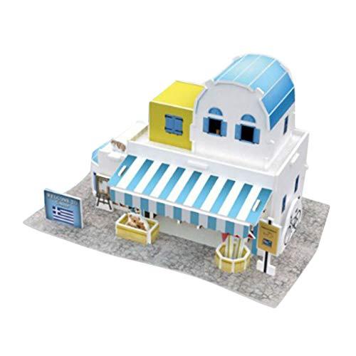 - NATFUR Miniature Dollhouse Wooden Furniture Kits Handmade Crafts DIY Birthday Gift