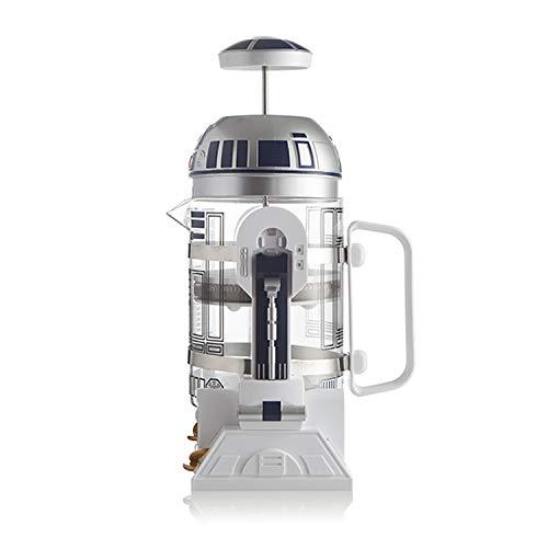 Acquisto GYCC Caffettiera a Pressione Francese Caffettiera in Acciaio Inox 960ml Macchina da caffè con Filtro Prezzi offerta