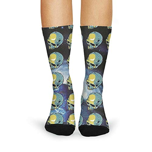 Punk sugar skull Womens Hiking Socks Ultra Soft Original -