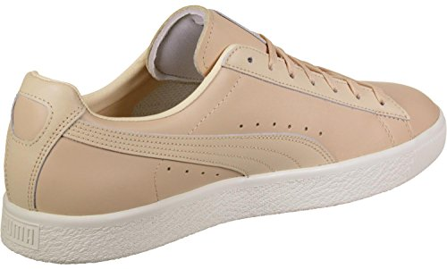 Puma Clyde Natural Shoes Beige sh8gIActL