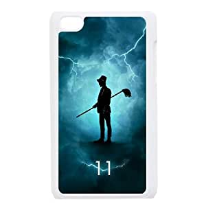 Doctor Who iPod Touch 4 Case White yyfabc_209292