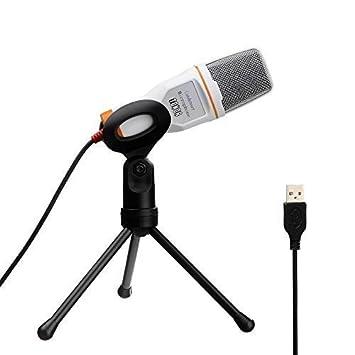 Kondensatormikrofon Professionelle Kondensator Sound Podcast Studio Mikrofon Für Pc Laptop Skype Msn Karaoke Heimelektronik Zubehör