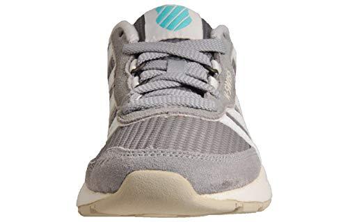 Grigio Sneaker swiss Donna K Grey Ztq5d1wqx