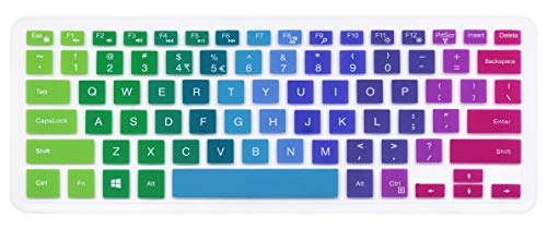 Silicone Keyboard Cover Skin Compatible with 13.3