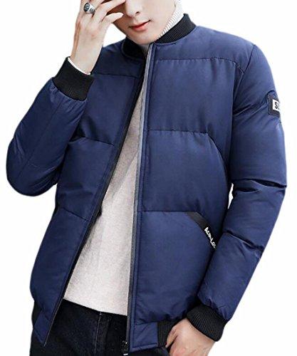 Coat Navy Mens Jacket Outwear Down UK Winter Padded Warm today Puffer blue STqBx1wYAn