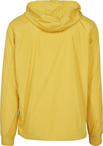 Amarillo 01148 Urban Jersey Basic Classic Pullover para Chrome Hombre Yellow 1TqHSPwnT
