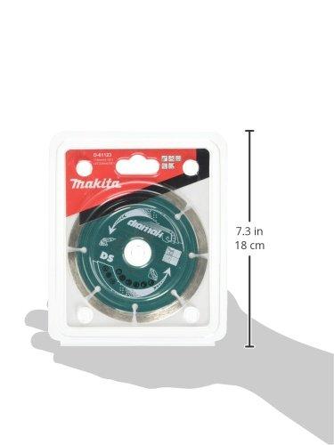 Makita D-61123 Diamond Wheel Segmented 115Mm Multi-Colour