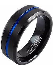 Black Wedding Bands Wedding Design Ideas