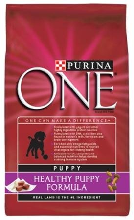 Purina One Smart Blend Healthy Puppy Formula, 8-Pounds, My Pet Supplies