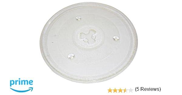 Recambioss Plato Microondas diametro 270 mm. BOSCH-GALANZ: Amazon ...