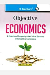 Objective Economics: Collection of Highly useful Questions for Competitive Exams Paperback