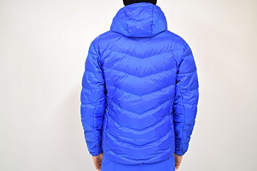 nbsp;Gouter Mens Blue Degré7 Electric GOUTER Jacket Mens Down Lightweight AXd6qda