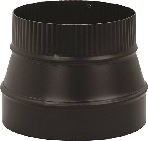 Gray Metal 6X5-611 BM0075 Stove Pipe Reducer, 6'' x 5'' by Gray Metal