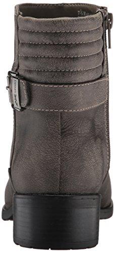 Anne Klein Frauen LANETTE Geschlossener Zeh Fashion Stiefel Grau Groesse 6 US /37 EU