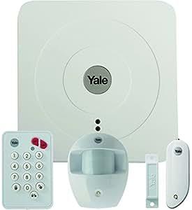 Yale Sr/2100 Smart Living Alarm Seti, Beyaz