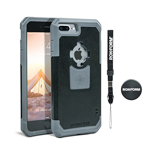 Rokform iPhone 7 PLUS Rugged Series Dual Compound Protective Phone Case with...