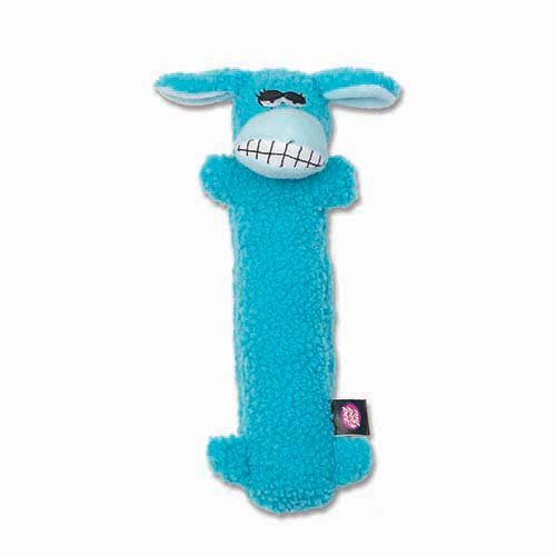 pet-rageous-playrageous-denny-the-dog-toy-12-inch-length-blue
