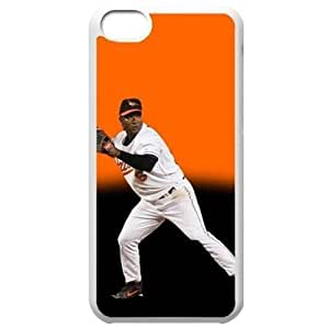 MLB Iphone 5C White Baltimore Orioles cell phone cases&Gift Holiday&Christmas Gifts NBGH6C9126031