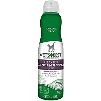 Amazon Com Natural Care Flea And Tick Spray For Dogs And