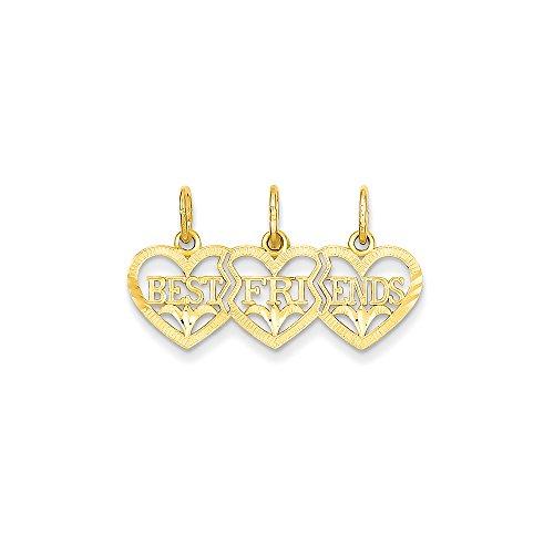 14k-yellow-gold-triple-heart-best-friends-break-apart-pendant-26-x-15-mm