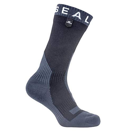 hick Mid Socks, Large, Black/Anthracite ()