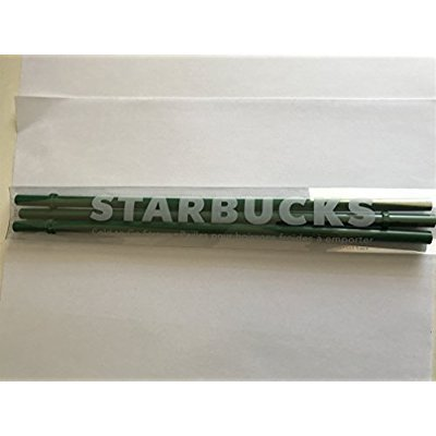 Starbucks Venti Cold Cup Replacement Straws (Set of 3)