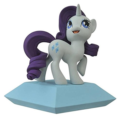 Diamond Select Toys Friendship is Magic: Rarity Vinyl Bank: My Little Pony Statue
