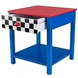 Racecar Side Table by KidKraft