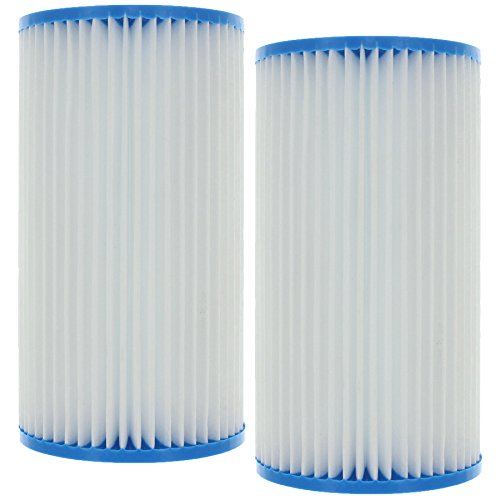 2 Pack Guardian Pool Spa Filter Replaces Unicel C-4607 Pleatco PC7-120 Filbur FC-3710 Intex A Simple Set Coleco